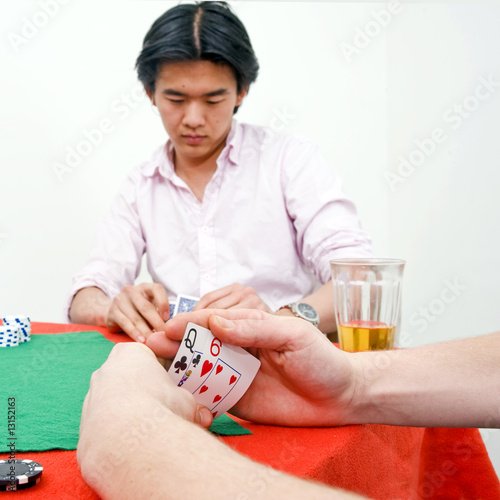Tela Poker competitors