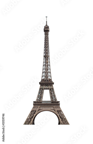 Keuken foto achterwand Eiffeltoren tour eiffel détourée