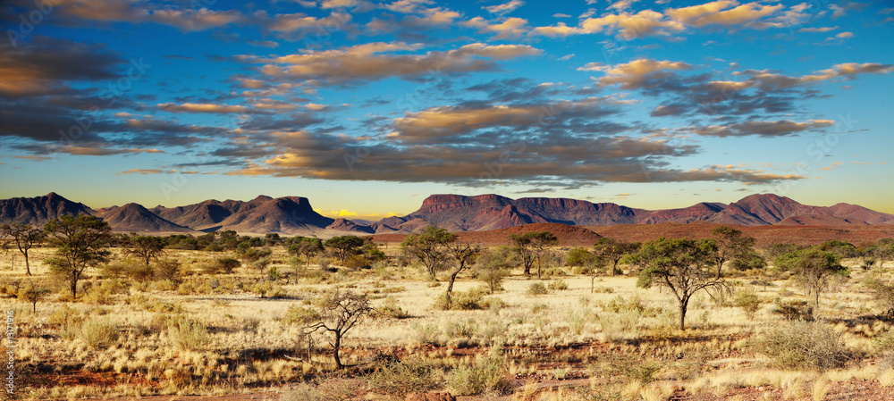 Fototapety, obrazy: Kalahari Desert, Namibia