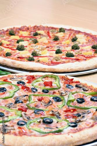Fotografía  pizza combo deal