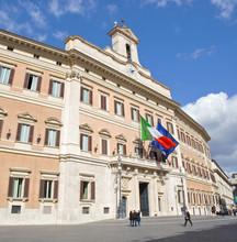 Montecitorio, Roma
