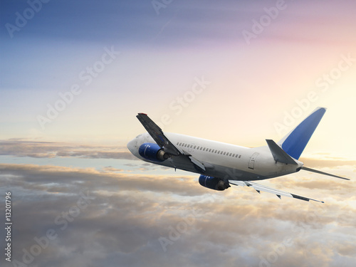 Big aircraft Wallpaper Mural