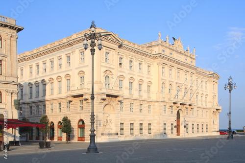 Photo  Triest, Palazzo LLoyd Trieste,Piazza dell' Unità d' Italia,Italy
