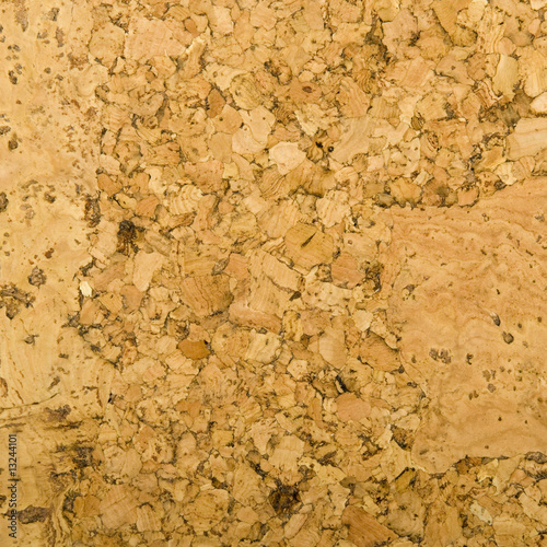 Photo sur Toile Les Textures texture of cork