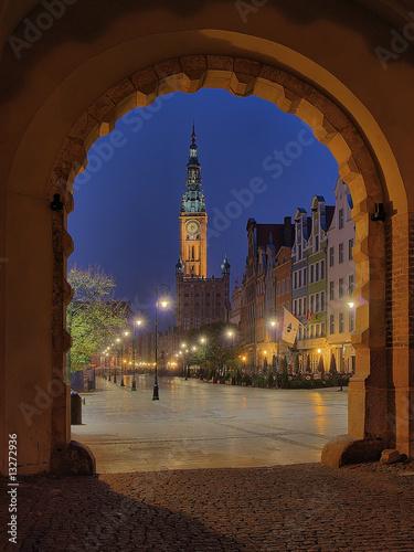 zielona-brama-gdansk-polska