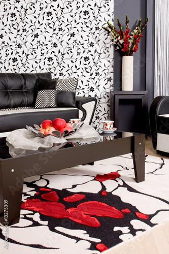 Fényképezés  abstract luxury sofa