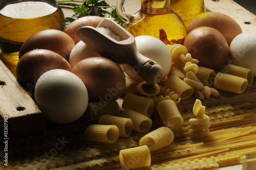 Fotografija  Ingredienti in cucina