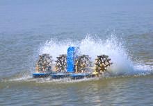 Paddlewheeler Aerators In Aqua...