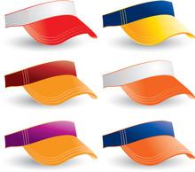 Multiple Colored Collegiate Vi...