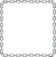 Chain Link Frame