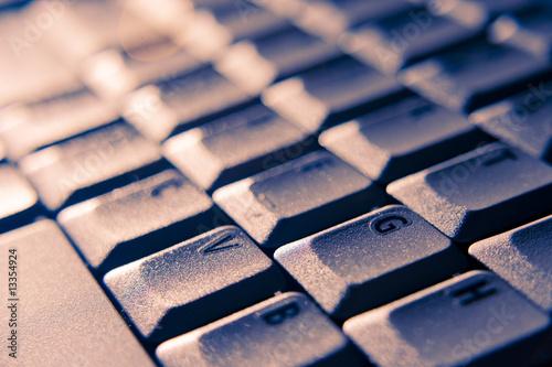 Foto op Plexiglas Retro Keys10