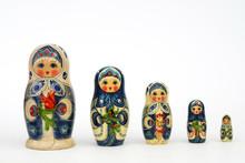 Matriochka Family
