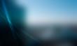 blaues licht abstrakt