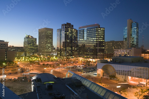 Photo Downtown Phoenix, Arizona