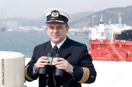 Fotografía  Navigation officer