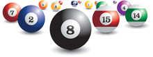 Isolated Billiard Balls