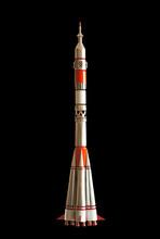 Intercontinetal Ballistic Missile Soyuz Lancher
