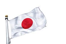 Drapeau Japon