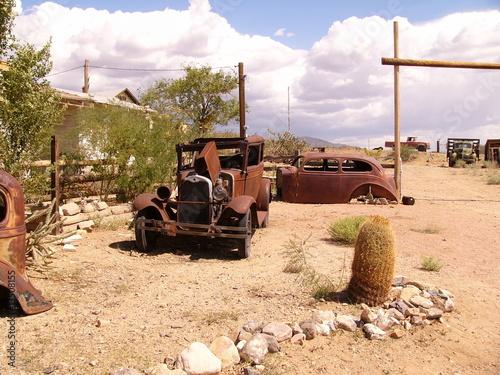 фотография  Oldtimer Ford Route 66
