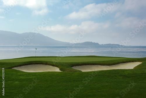 Fotografie, Obraz  Golf field