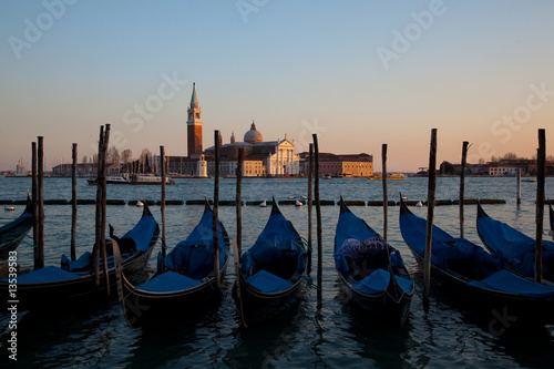 Spoed Foto op Canvas Venise318
