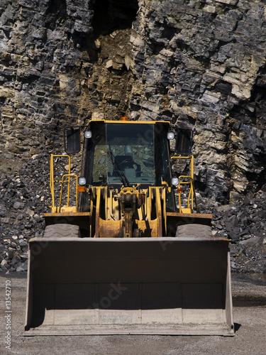 Fotografie, Tablou  mine and machinery