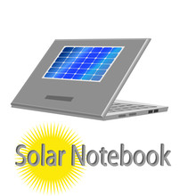 Notebook Solare