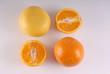 pomarańcze i grejpfrut
