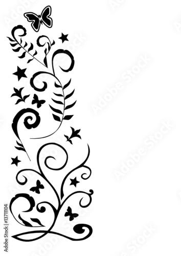 stylizowany-wzor-roslinny-z-motylem