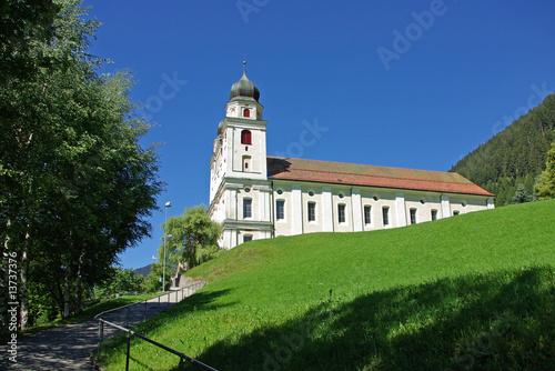 Stampa su Tela Disentis - Kloster der Schweiz