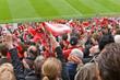Fußball, Fans, Zuschauer, Köln