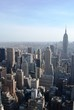 Empire State Building cityscape, New York City