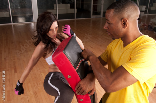 Photo  self defense