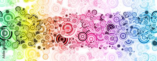 Fotografie, Obraz  Original abstraction in iridescent tones