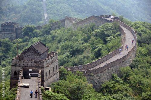 Grande muraille de Chine, Mutianyu