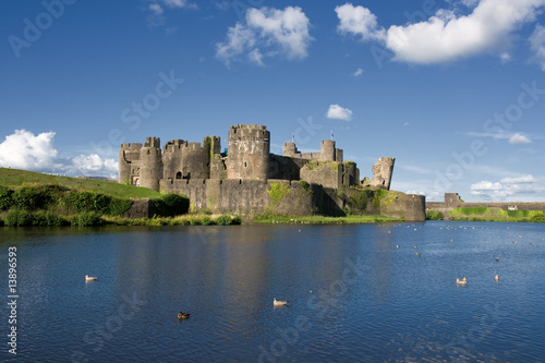 Caerphilly Castle #13896593