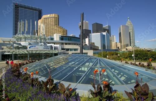 Obrazy Toronto  modern-city-skyline