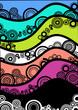 Farbenspiele und Kreise