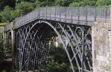 First Cast Iron Bridge