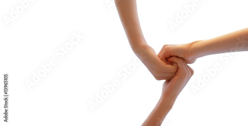 Photographie  Hands