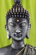 Bouddha statue de bronze zen