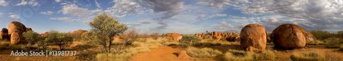 Ingelijste posters Australië Outback