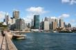 Sydney Harbour front