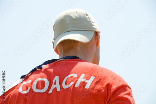 Fotografie, Obraz  Coach