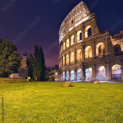 Photo  Colosseo, Roma