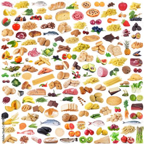Fotografie, Obraz  gastronomia globale