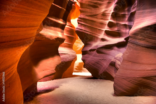 Cadres-photo bureau Antilope Canyon