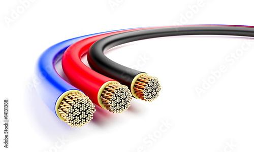 Fotografía  wires
