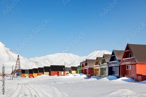 Door stickers Pole Longyearbyen