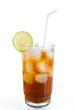 Ice tea or cola